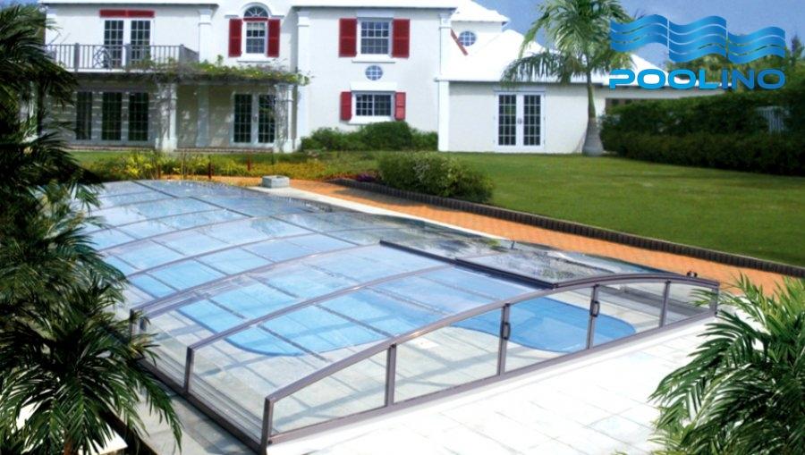 pp pool polypropylen schwimmbecken 6x2 7x1 5m berdachung casablanca infinity a ebay. Black Bedroom Furniture Sets. Home Design Ideas